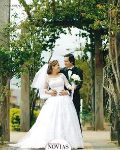 NOVIOS Y NOVIAS Claudia Padilla y Álvaro Taboada