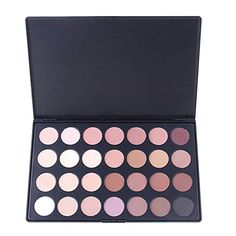 Goege Natural Look 28 Color Eyeshadow Palette -- Read more reviews of the product by visiting the link on the image.