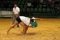 Final de la liga de lucha canaria en Teguise - http://gd.is/fIdhac