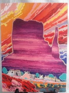 Navajo Artist/ Illustrator Billy Whitethorne Original Artwork Navajo Art, Original Artwork, Illustrator, The Originals, Artist, Painting, Artists, Painting Art, Illustrators