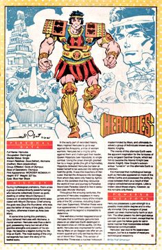 Hercules screenshots, images and pictures - Comic Vine