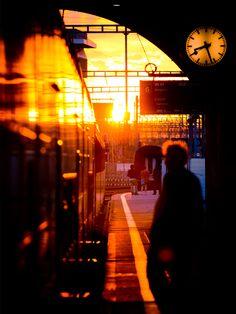 Jeremy Marugan; zurich, main railway sta.