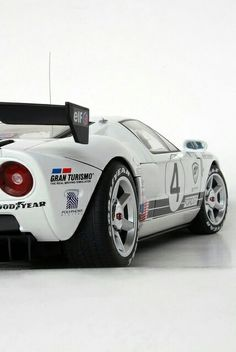 Playboy?  Once sun comes out?  Take out playboy racing white ford gt40  She's allowed to come outside and scream!  Ruthhhhhhhlessss!