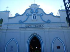 Iglesia Ave Maria, Ataco El Salvador.  Ave Maria Church, Ataco El Salvador