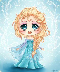 Let it go ! by mynalia