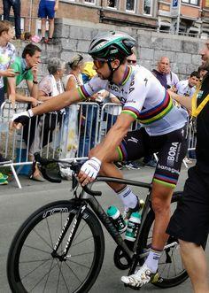 Peter Sagan start Stage 3 Tour de France 2017 / bv