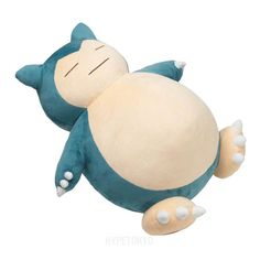 Pokemon Center Original Plush Doll : Kabigon [Snorlax] – HYPETOKYO