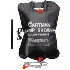Cartman Solar Camping Shower 5 Gallons         -- Check out the image by visiting the link. (This is an affiliate link) #Automotive