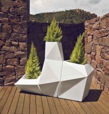 Maceteros de Diseño : Colección FAZ