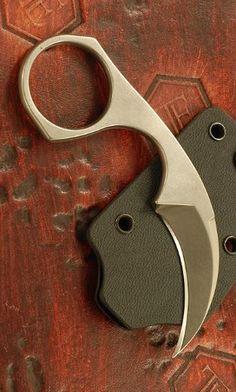 Bastinelli Knives S06 Diagnostic Karambit SW Combat Blade Knife