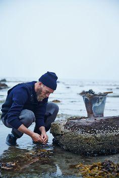 Gone fishing with Mikkel Karstad.