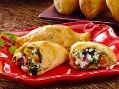 Sweet & Savory Empanadas with Queso Fresco