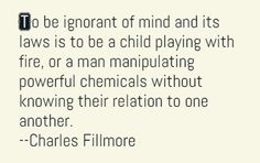 Charles Fillmore Quote