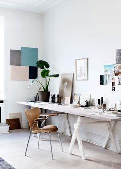 A Unique and Fresh Copenhagen Residence - NordicDesign