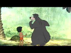 Dschungelbuch Balu und Mogli - Probier's mal mit Gemütlichkeit