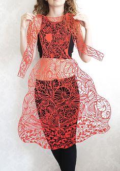 Eugenia Zoloto's Papercuts                              …