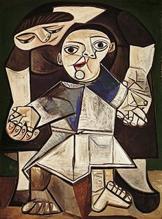 Picasso is also a person to analyze but if we do we can get lost. I would. Good one !
