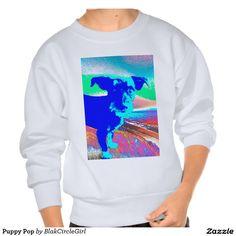 Puppy Pop Sweatshirt