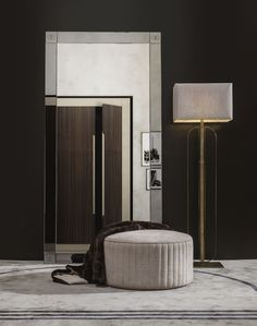 BRABBU is a design brand that reflects an intense way of living, bringing fierceness, strength and power into an urban lifestyle Contemporary Home Furniture, Contemporary Floor Lamps, Contemporary Bedroom, Pouf Design, Interior Styling, Interior Design, Hotel Interiors, Italian Furniture, Home Room Design