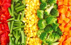 Healthy eating sounds great in theory, but you may be blown away once you see the grocery store prices. Learn how to eat healthy on a budget here. Healthy Foods To Eat, Healthy Habits, Healthy Dinner Recipes, Diet Recipes, Healthy Eating, Frozen Vegetables, Healthy Vegetables, Best Vegetarian Restaurants, Fast Food Places