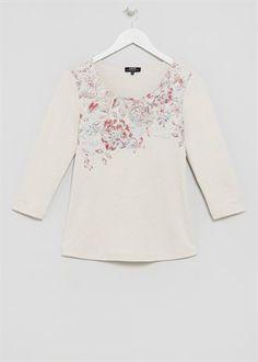 3/4 Length Sleeved T-Shirt