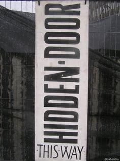 #HiddenDoorFestival2014 #Kunst #Edinburgh Mehr im Blog http://cupcakes-cupcakes.de/cgi-bin/weblog_basic/index.php?p=2341