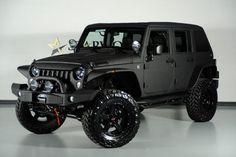 2014 Jeep Wrangler. oh my god.