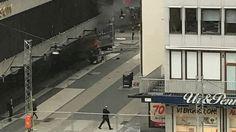 Aanslag Stockholm
