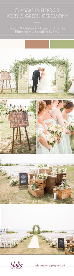 Sandy Hook Chapel Wedding Photos   Planning by Socialife Events   Florals by Faye and Renee    Photo by Idalia Photography