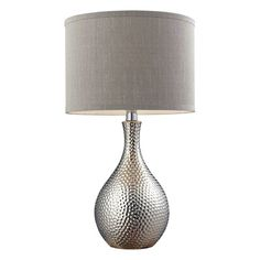 """HGTV Home Overexposed 21.5"""" H Table Lamp"""