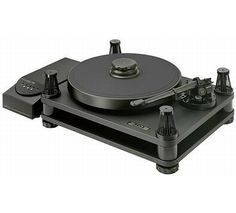 SME 20/3A Turntable with SME V tonearm from dougbradyhifi.com and Made in Britain