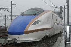 【コラム】鉄道写真 コレクション2014 第91回 北陸新幹線W7系を公開! E7系との違いは…