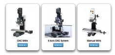 CNC Milling Machine - Know the Facts that Why should Buy?