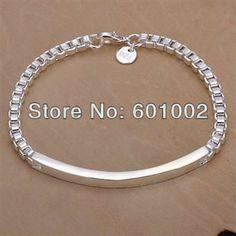 LQ-H079 Free Shipping Wholesale 925 silver Fashion Jewelry Bracelets, 925 Silver Bracelets apwa jhda ryma