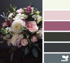 Color bouquet
