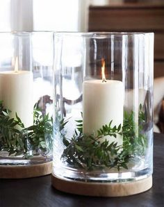 These 16 Christmas DIY centerpieces are so cute! I love how they all fit together, so pe . These 16 Christmas DIY centerpieces are so cute! I love how they all fit together so perfectly! , These 16 Christmas DIY Centerpieces Are So CUTE! Decoration Christmas, Noel Christmas, All Things Christmas, Winter Christmas, Christmas Crafts, Holiday Decorations, Vintage Christmas, Christmas Candles, Christmas Ideas