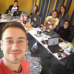 Que equipe mais linda! #propaganda #Zebra #publicidade #agência #pp #DeuZebra #equipe #empresa #empreendedorismo #empreender #negócios #comunicação