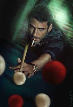 Miguel Angel Silvestre by MiRta5.deviantart.com on @DeviantArt