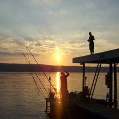 My life... Picture perfect at the lake!!!