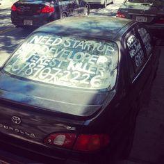 Developer needed for startup.Pinterest killer. Parked on University Ave in Downtown Palo Alto