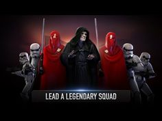 Star Wars™: Force Arena Pack Opening and Combat Gameplay