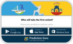 Who will take the first wicket?  Predict at   #DDvMI #ipl2016 #cricket