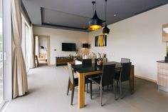 3 beds fully equipped home Layan