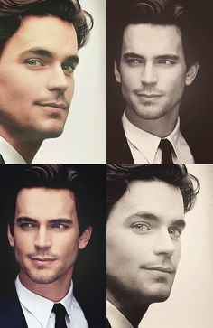 Be straight for one day and its a wrap ~LW Matt Bomer - Neal Caffrey