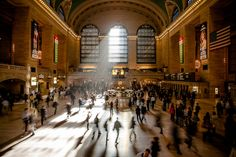 GRAND CENTRAL #NYC