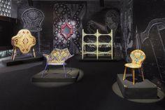 d255b2755 A coleção Cangaço, design de Fernando e Humberto Campana e seu Espedito  Seleiro, apresentada
