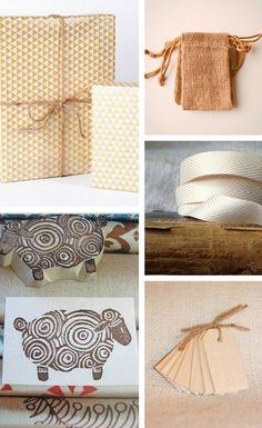 Etsy Handmade Packaging Ideas