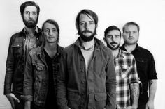 Live on Letterman, Band of Horses