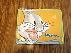 Acme Warner Bros. Looney Tunes Bugs Bunny Tin Lunch Box