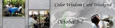 Color Wisdom Card Weekend for Beginners - October 5th - 7th    You will work directly with Psychic Tori Hartman and new friends to identify where you are presently and how to move forward.